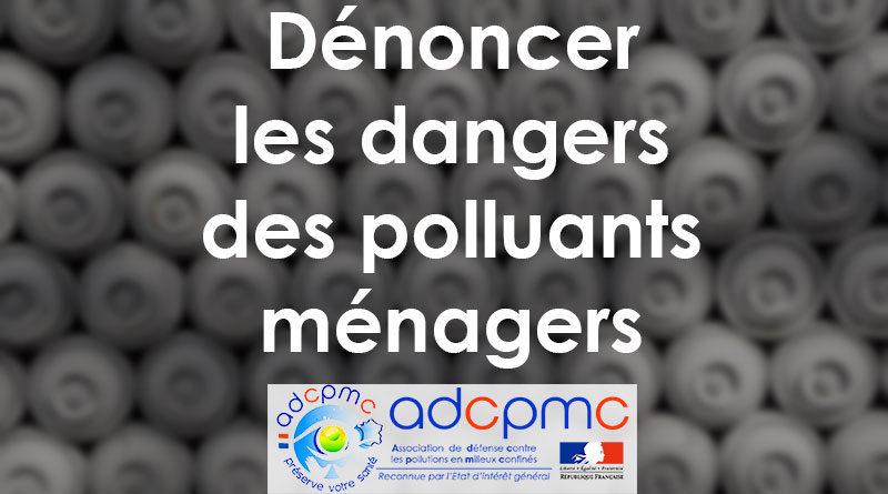 danger bombes aérosols